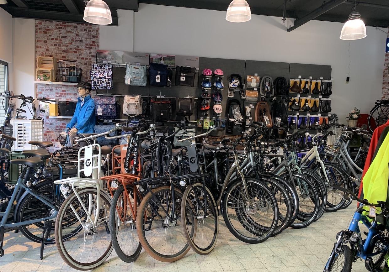 BAS Tweewielers Zoetermeer rokkeveen fietswinkel 6