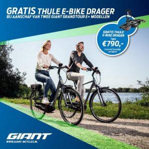 Giant GrandTour E+ Thule Campagne 1