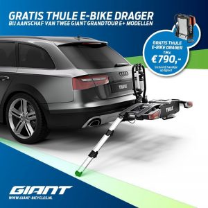 Giant GrandTour E+ Thule Campagne 2