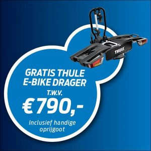 Giant GrandTour E+ Thule Campagne 3