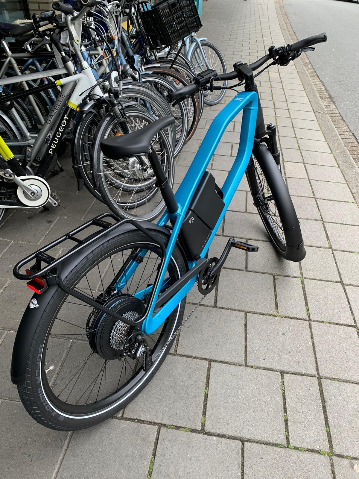 Bas Tweewielers Zoetermeer blog Klever X-Power 2