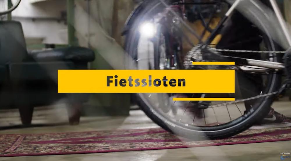 fietssloten fiets diefstal anwb tips