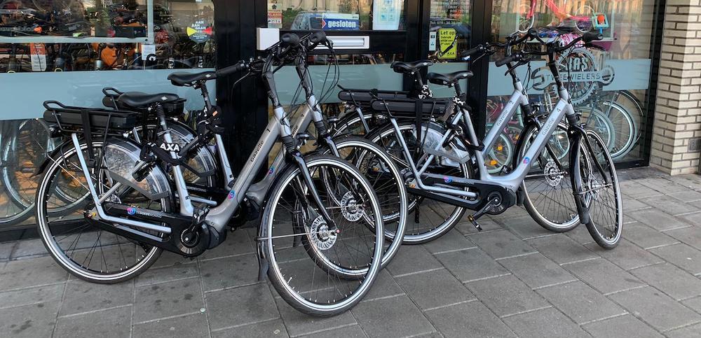De goede woning e-bikes onderhoud