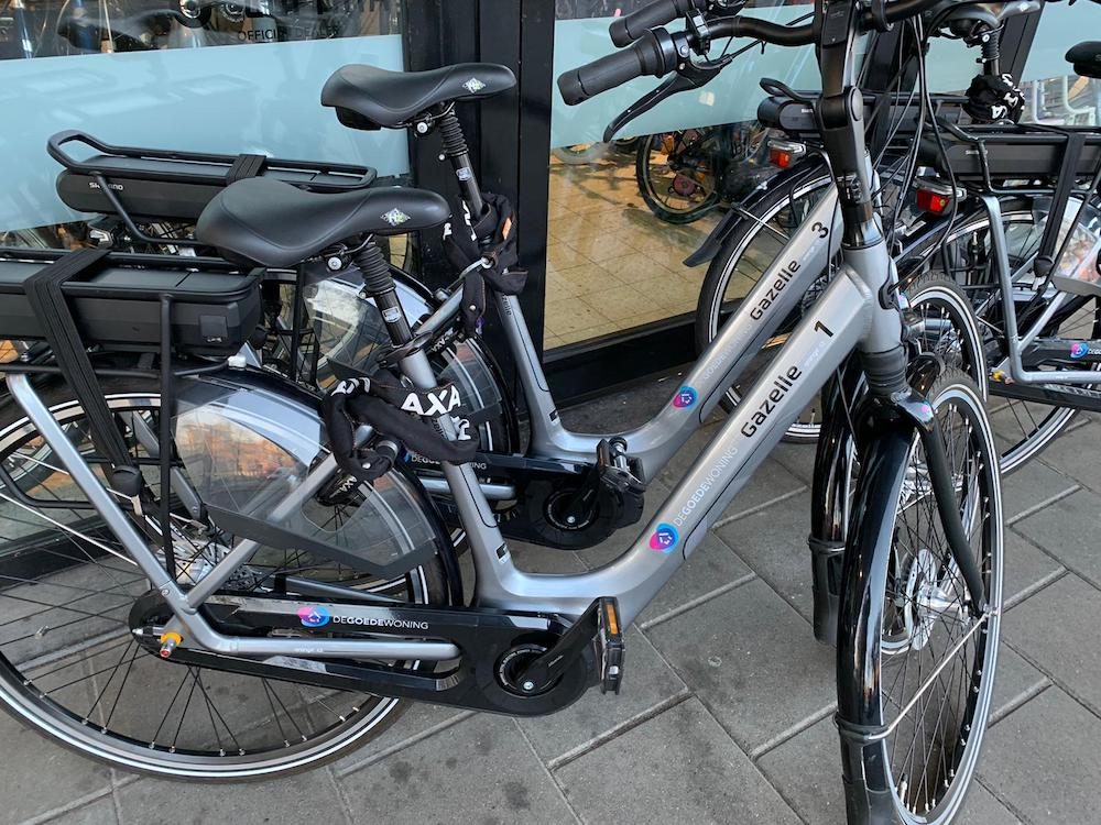 De goede woning e-bikes onderhoud 2