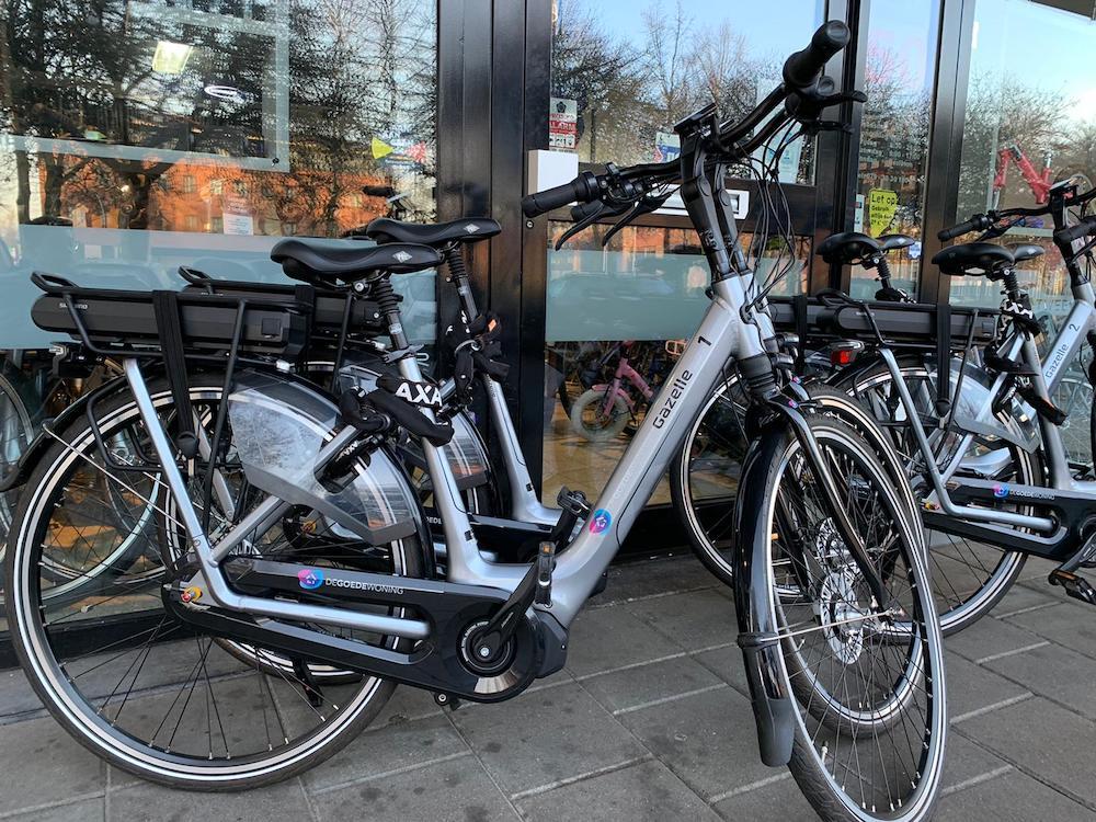 De goede woning e-bikes onderhoud 3