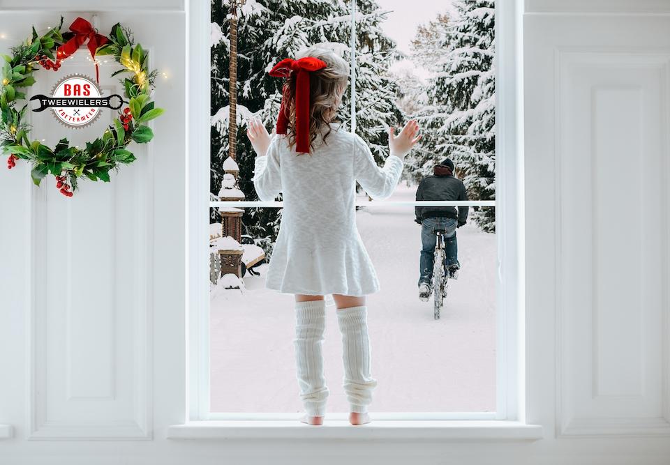 bas tweewielers Zoetermeer kerst 2020