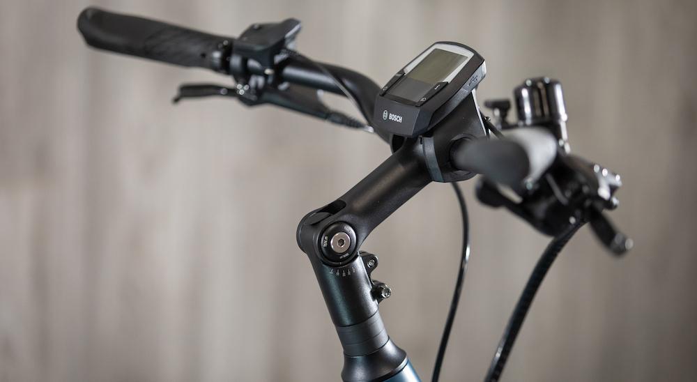 Versnellingen bij een elektrische fiets