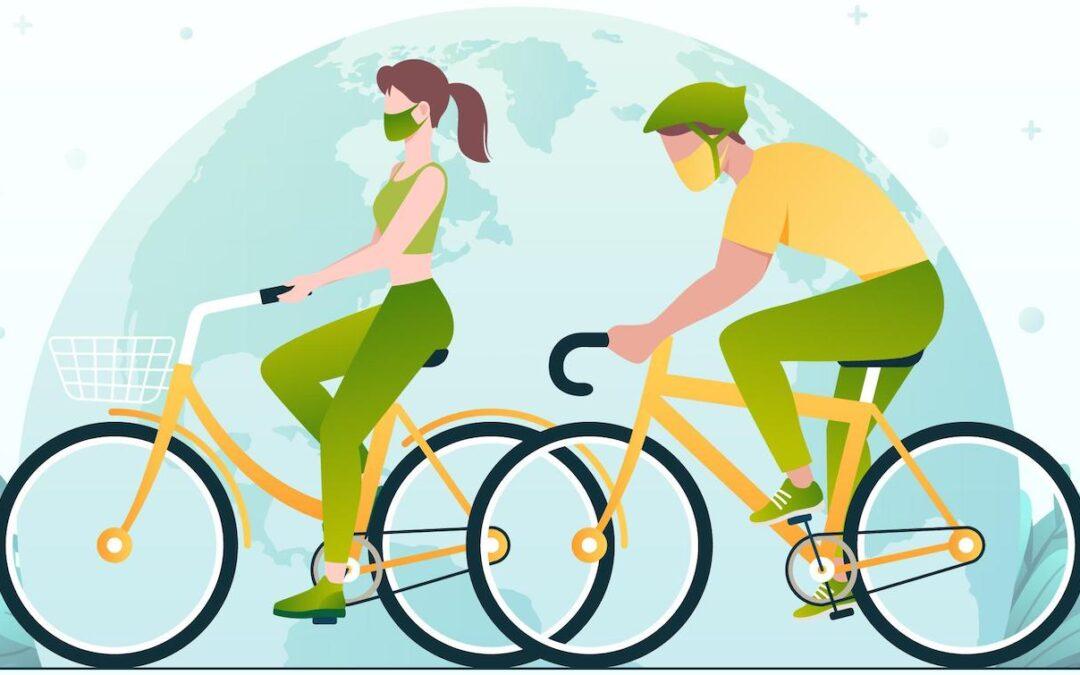 Wereld fiets dag bas tweewielers zoetermeer