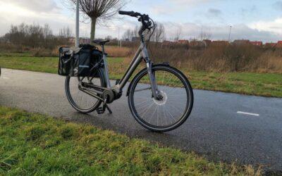De Multicycle Solo EMI krijgt goede beoordeling van Kieskeurig.nl E-bike Duurtest